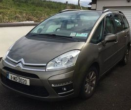CITROEN C4 GRAND PICASSO FOR SALE IN MAYO FOR €3,950 ON DONEDEAL