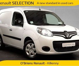 RENAULT KANGOO VAN NEW MODEL 1.5 DCI 95 BHP BUS FOR SALE IN KILKENNY FOR €14,900 ON DONEDE