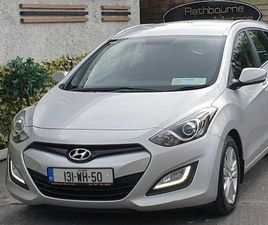HYUNDAI I30 CROSSWAGON ELITE PLUS.2013 FOR SALE IN DUBLIN FOR €7,950 ON DONEDEAL