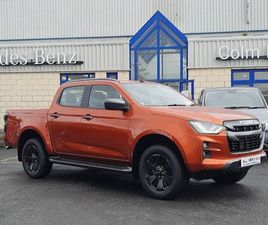 ISUZU D-MAX LSE FOR SALE IN SLIGO FOR €44,500 ON DONEDEAL