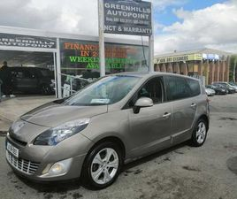 RENAULT GRAND SCENIC, NEW NCT FOR SALE IN DUBLIN FOR €5,495 ON DONEDEAL