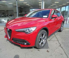 STELVIO SPRINT 2.2 190 BHP DIESEL FOR SALE IN DUBLIN FOR €59,999 ON DONEDEAL