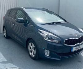 KIA CARENS 1.7 EX 5DR LOW FINANCE RATES AVAILABLE FOR SALE IN CORK FOR €14,990 ON DONEDEAL