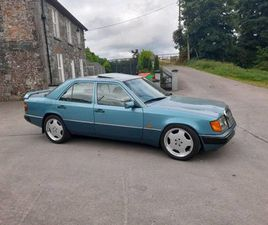 1991 MERCEDES BENZ 200E W124 PRICE DROP FOR SALE IN MONAGHAN FOR €5,500 ON DONEDEAL