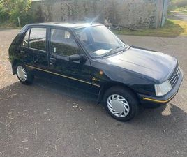 1991 PEUGEOT 205 STYLE FOR SALE IN DERRY FOR £2,450 ON DONEDEAL