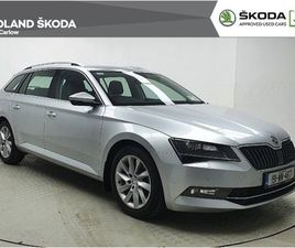SKODA SUPERB COMBI STY 2.0TDI 150HP DSG FOR SALE IN CARLOW FOR €29,975 ON DONEDEAL