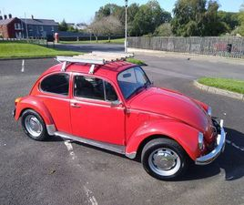 VW CLASSIC BEELTE. FOR SALE IN DERRY FOR £6,000 ON DONEDEAL