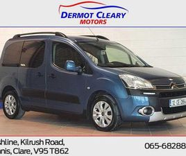 CITROEN BERLINGO MULTISPACE WHEELCHAIR ACCESSIBLE FOR SALE IN CLARE FOR €8,950 ON DONEDEAL