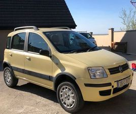 FIAT PANDA 4X4 CLIMBING 1.2 FOR SALE IN LIMERICK FOR €1,250 ON DONEDEAL