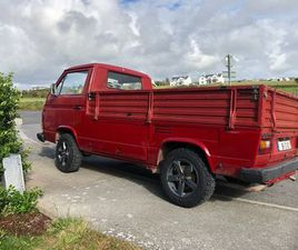 VW T25/T3 PICK UP FOR SALE IN CLARE FOR €9,900 ON DONEDEAL