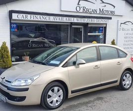 CITROEN C4 1.4 STYLE 5DR FOR SALE IN DUBLIN FOR €2,490 ON DONEDEAL