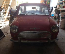 1966 MK 1 MINI FOR SALE IN DONEGAL FOR €9,000 ON DONEDEAL
