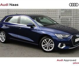 AUDI A3 SPORTBACK 1.0TFSI 110HP SE FOR SALE IN KILDARE FOR €32,950 ON DONEDEAL