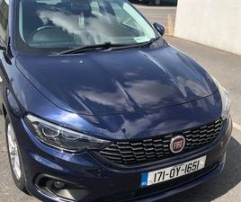 171 FIAT TIPO FOR SALE IN OFFALY FOR €10,500 ON DONEDEAL