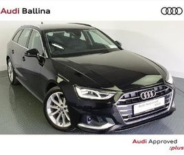 AUDI A4 AVANT AUTO TDI SPORT FOR SALE IN MAYO FOR €43,850 ON DONEDEAL