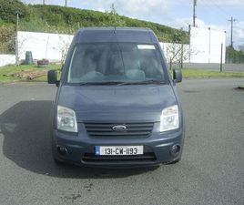 2013 FORD TRANSIT CONNECT FOR SALE IN CAVAN FOR €6,750 ON DONEDEAL