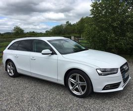 2015 AUDI A4 AVANT 2.0 TDI TECHNIK FOR SALE IN LAOIS FOR €12,950 ON DONEDEAL