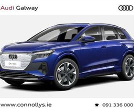 AUDI Q4 E-TRON Q4 SPORT 40 150KW FOR SALE IN GALWAY FOR €62,817 ON DONEDEAL