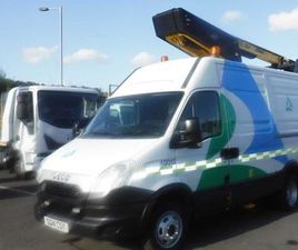 IVECO 50C15 CHERRY PICKER WITH VERSALIFT 36 HOIST FOR SALE IN DOWN FOR £19,500 ON DONEDEAL