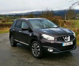 2011 NISSAN QASHQAI +2 1.5DCI N-TEC FOR SALE IN WEXFORD FOR €6,990 ON DONEDEAL