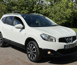 NISSAN QASHQAI 7 SEATER 2012 TOP SPEC FOR SALE IN MEATH FOR €6,950 ON DONEDEAL