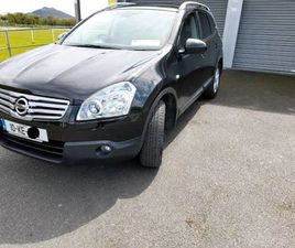 2010 NISSAN QASHQAI +2 FOR SALE IN DUBLIN FOR €4,500 ON DONEDEAL