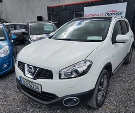NISSAN QASHQAI +2, 2012 1.6D FOR SALE IN MEATH FOR €8,999 ON DONEDEAL