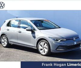 VOLKSWAGEN GOLF STYLE 1.5TSI 130HP FOR SALE IN LIMERICK FOR €35,890 ON DONEDEAL