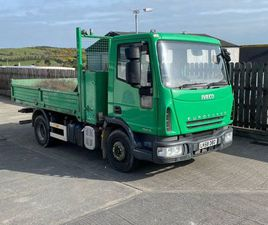 NOV 2008 IVECO EUROCARGO 75E16 FOR SALE IN DOWN FOR £8,950 ON DONEDEAL