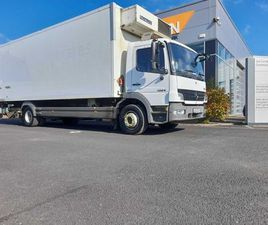 2009 MERCEDES-BENZ ATEGO FIRDGE/FREEZER TRUCK FOR SALE IN MEATH FOR €6,995 ON DONEDEAL