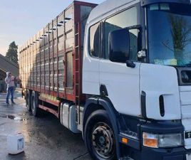 SCANIA 114 340 FOR SALE IN TIPPERARY FOR €1 ON DONEDEAL