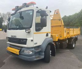 2011 DAF 55/220 15 TON TIPPER FOR SALE IN DOWN FOR £1 ON DONEDEAL