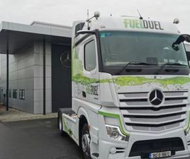 MERCEDES-BENZ ACTROS 1845LS 2.5 S.SPACE F.DL FOR SALE IN DUBLIN FOR €1 ON DONEDEAL