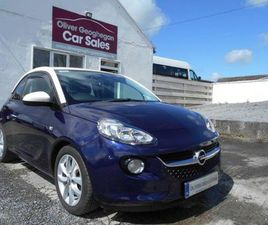 OPEL ADAM 1.4 JAM (LOW MILEAGE) 200 TAX FOR SALE IN GALWAY FOR €9,750 ON DONEDEAL
