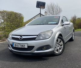 OPEL ASTRA GTC FOR SALE IN SLIGO FOR €1,950 ON DONEDEAL