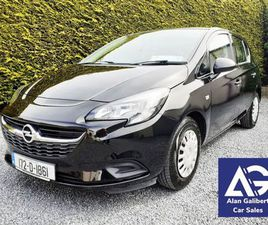 OPEL CORSA 1.4 PETROL S MODEL €39 PER WEEK FOR SALE IN WATERFORD FOR €8,895 ON DONEDEAL