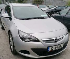 OPEL ASTRA GTC 2.0CDTI *TAX & NCT* FOR SALE IN DUBLIN FOR €5,600 ON DONEDEAL