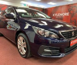 PEUGEOT 308 ACTIVE AUTO SPEC FOR SALE IN DUBLIN FOR €12,950 ON DONEDEAL