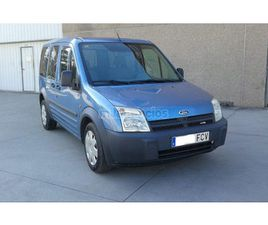 FORD - TRANSIT CONNECT 1.8 TDCI TOURNEO 210 S