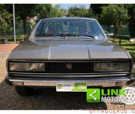 FIAT 130 USATA A REGGIO EMILIA