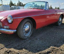 1966 MGB   CLASSIC CARS   WOODSTOCK   KIJIJI
