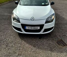 RNAULT MEGANE COUPE MONACO GP LIMITED EDITION FOR SALE IN CORK FOR €5,350 ON DONEDEAL