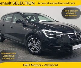 RENAULT MEGANE IV ST ICONIC PHEV 160 HYBRID DE FOR SALE IN WATERFORD FOR €31,950 ON DONEDE