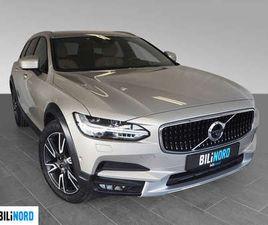 VOLVO V90 CROSS COUNTRY D5 235HK PRO AWD AUT,2018,81992 KM,589900,-