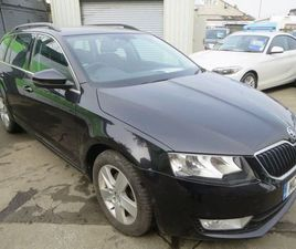 SKODA OCTAVIA 1.6 SE BUSINESS TDI 5D 109 BHP FINANCE AND UK DELIVERY AVAILABLE!
