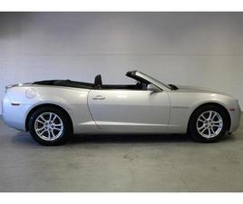 USED 2013 CHEVROLET CAMARO *CONVERTIBLE*, WE APPROVE ALL CREDIT.