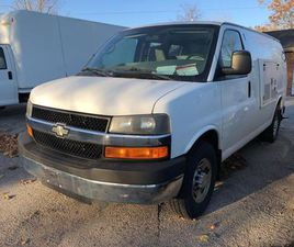 USED 2009 CHEVROLET EXPRESS 'AS IS 'AS TRADED