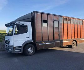 PREMIUM HORSE TRUCK FOR SALE IN CLARE FOR €37,000 ON DONEDEAL