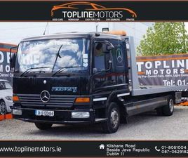 MERCEDES-BENZ ATEGO 815 RECOVERY TILT AND SLIDE/ FOR SALE IN DUBLIN FOR €13,950 ON DONEDEA