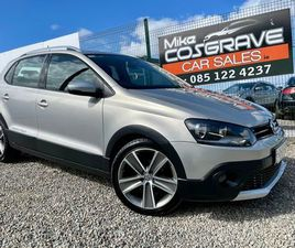 2012 VOLKSWAGEN POLO CROSS 1.2 TDI FOR SALE IN LIMERICK FOR €8,750 ON DONEDEAL